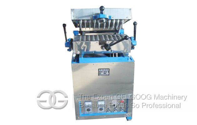 Semi Automatic Ice Cream Cone Making Machine