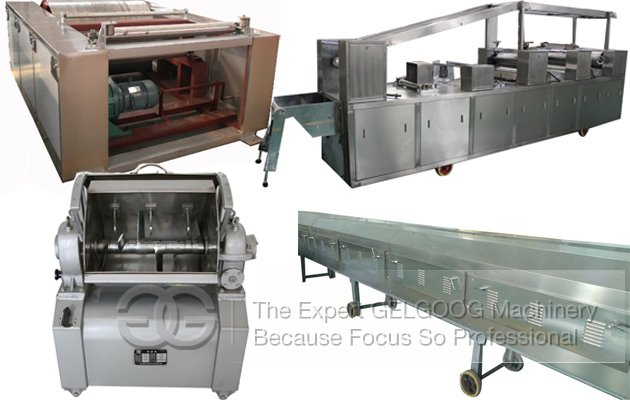 Fully Automatic Cracker Product Line Industrial