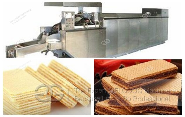 wafer biscuit making machine