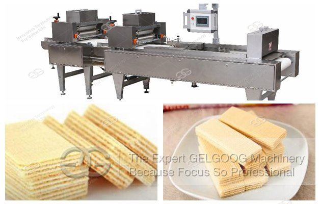 biscuit spreading machine