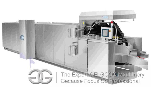 wafer biscuit oven
