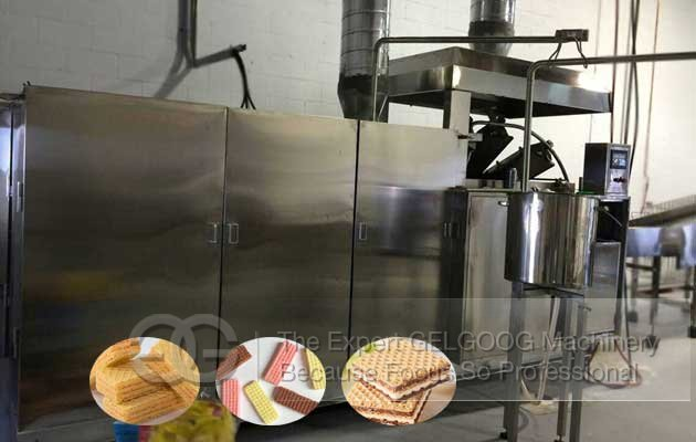 Wafer Biscuit Heating Oven GG-39