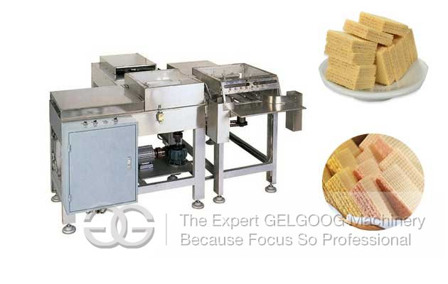 Wafer Biscuit Cutting Machine for Sale
