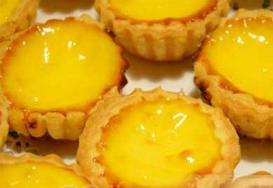 egg tart making machine