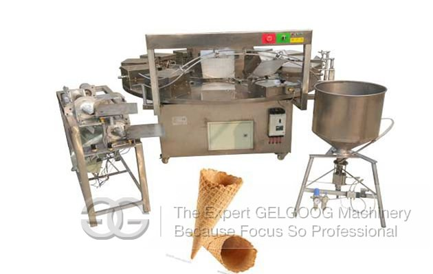 Ice Cream Cone Baking Machine for Sale