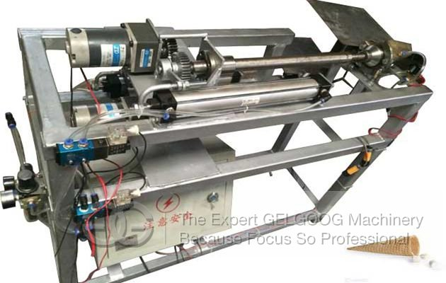 High Quality Ice Cream Cone Rolling Machine