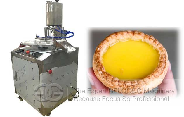 One Set Automatic Egg Tart Skin Maker Machine For Sale