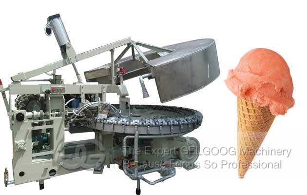 Industrial Crispy Cone Making Machine Supplier