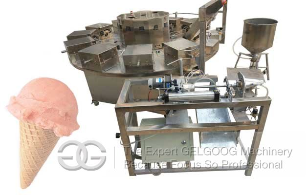 Automatic Waffle Cone Making Machine Manufacturer