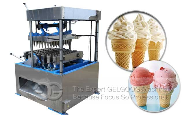 Electric Wafer Cone Making Machine With High Quality For Sale