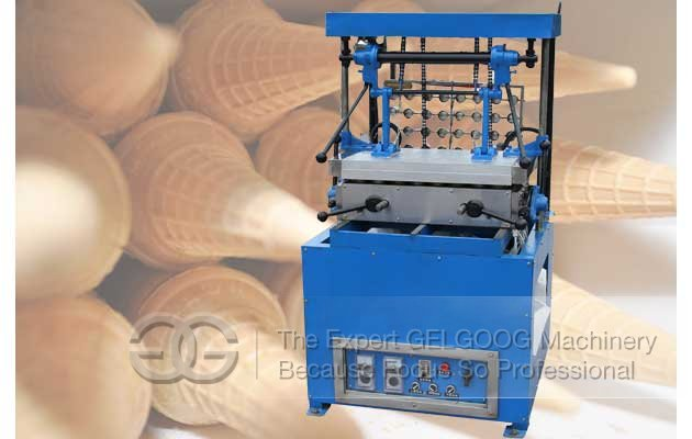 Commercial Ice Cream Cone Wafer Cup Maker Machine Supplier