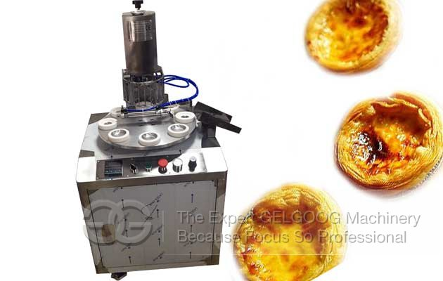 <b>Hot Sale Egg Tart Making Machine</b>