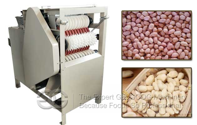 Peanut Skin Peeling Machine|Peanut Peeler For Sale