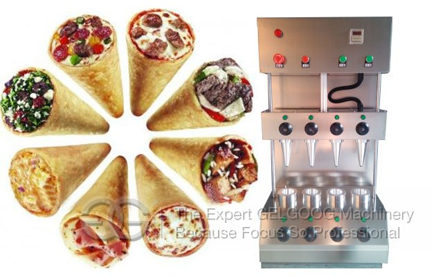 4 Head Automatic Pizza Cone Making Machine For Sale Fhilippines