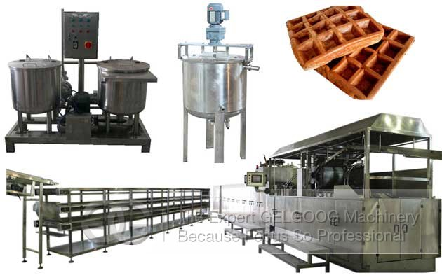 Best Commercial Belgian Waffles Maker Machine For Sale