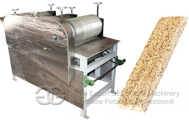 Automatic Sesame Brittle Candy Making Machine For Sale