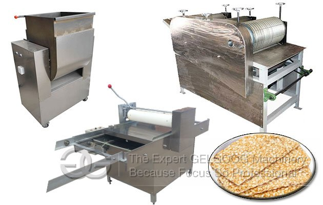 Automatic Sesame Snaps Brittle Making Machine Supplier in China