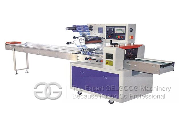 Automatic Horizontal Bag Packaging Machine