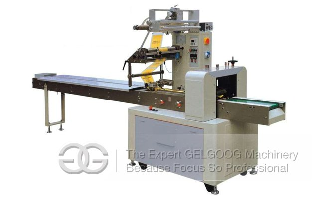 Pillow Type Automatic Biscuits Packing Machine