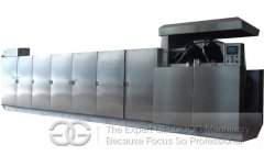 Wafer Biscuit Gas Heating Oven