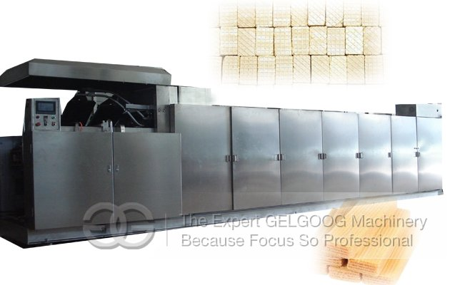 Automatic Wafer Biscuits Heating Oven 27 Moulds Manufacturer
