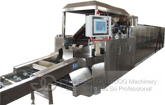 Fully-Automatic Electric Type Wafer Baking Oven GG-63