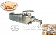 Full Automatic Electric Wafer Biscuit Baking Oven Machine GG-45