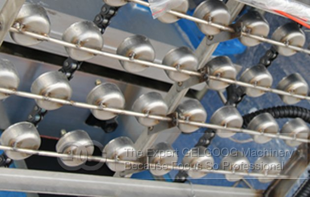 Commercial Ice Cream Cone Making Machine China with CE