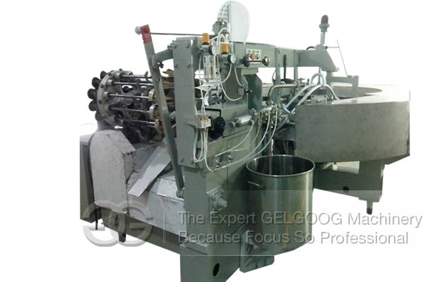 Full Automatic Sugar Cone Baking Machine China for Sale