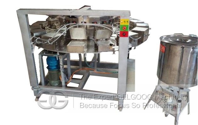 China Industrial Ice Cream Cone Production Line