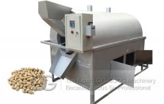 Electric Peanut Roasting Machine|Commercial Dry Groundnut Baking Machine