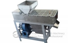 Automatic Red Coated Peanut Peeler Machine|Groundnut Peeling Machine Manufacturer