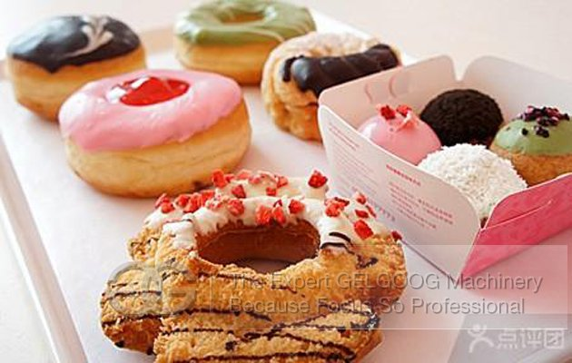 GGTL-100A 2015 Newest Donuts Processing Machine