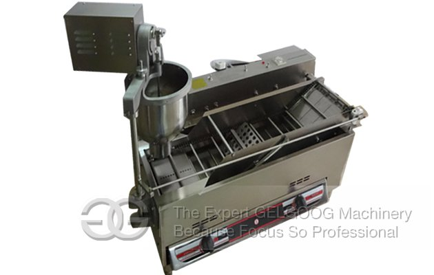 GGTL-100B Gas Automatic Donuts Making Machine