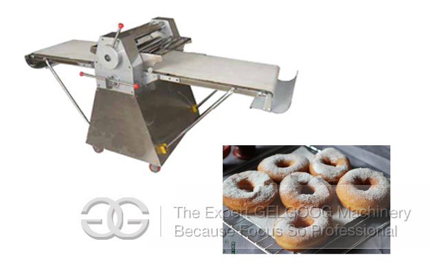 Large Production Capacity Commercial Donut Production Line