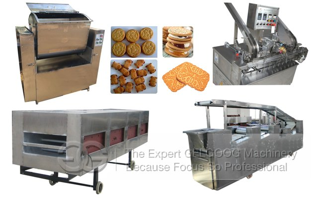 Industrial Biscuit Product Line For Sale