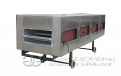 Automatic Biscuit Tunnel Oven Machine in China