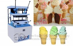 Ice Cream Cone Maker Machine Supplier 24 Moulds