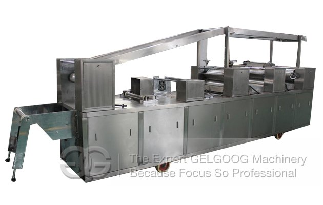 Fully Automatic Biscuit Product Line