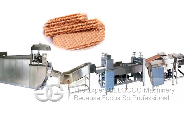 Wafer Biscuit Screening Machine