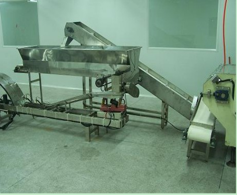 Automatic Fortune Cookie Making Machine (GG-480)
