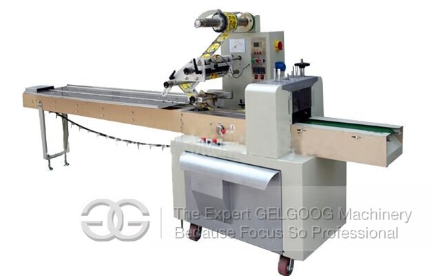 Rice Candy Pillow Type Packaging Machine