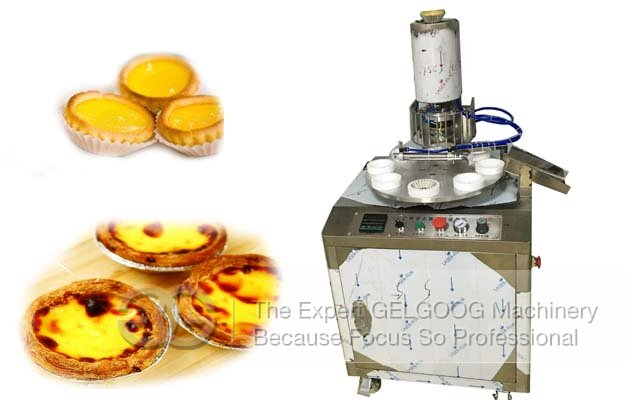 Automatic Egg Tart Maker Machine