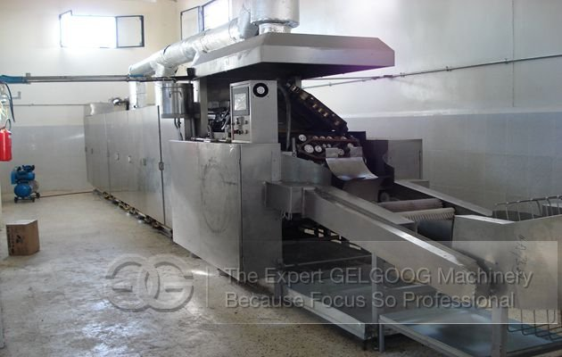 wafer biscuit making machine in India