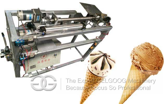 ice cream cone rolling machine manufacturer