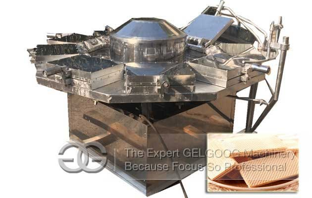 manual wafer biscuit making machine manufacturer