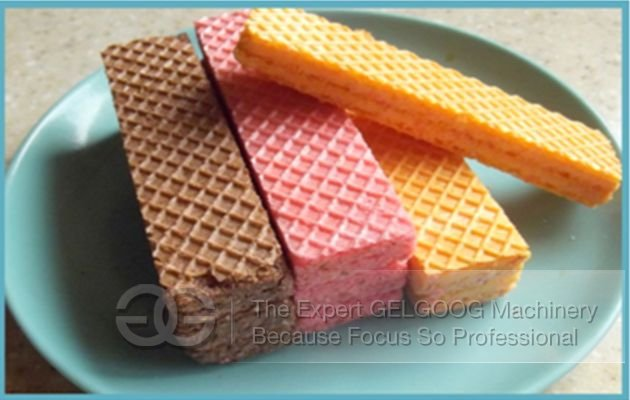 wafer biscuit making high efficiency