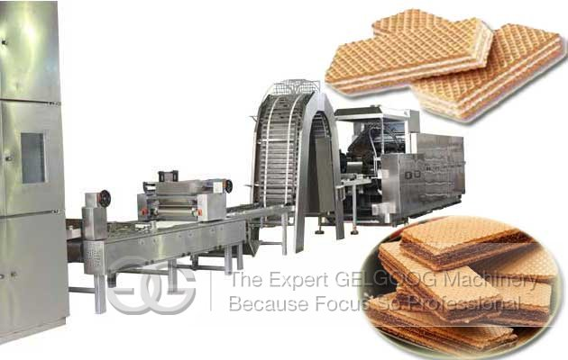 wafer cone making machine for sale