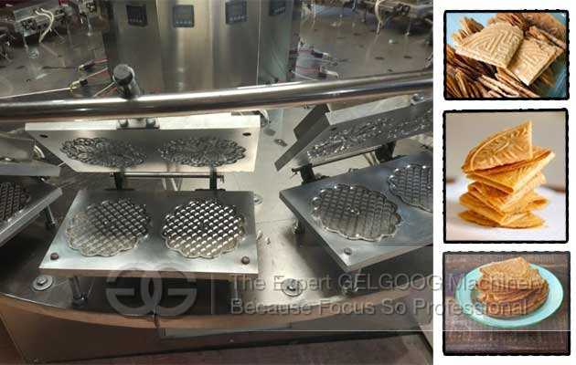 pizzelle cookies making machine