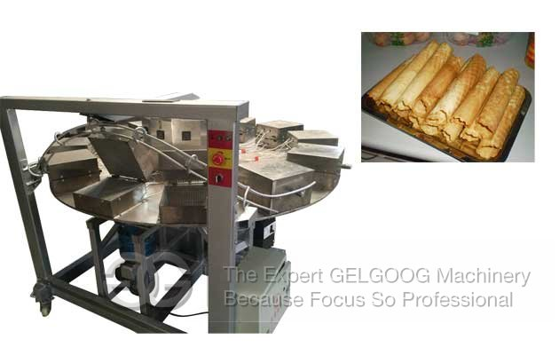 Egg Roll Maker Machine Supplier